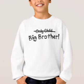 Gullig storebror (endast barn som ut korsas) och tröjor
