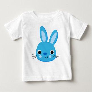 Gullig T-tröja för blåttkaninpojke Tee Shirt