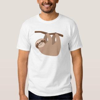 Gullig Tre-Toed Sloth T-shirt