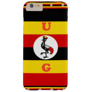 Gullig trevlig älskvärd färgrik G-Monogram för Barely There iPhone 6 Plus Skal