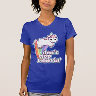 Gullig Unicorn T-shirt