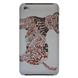 Gullig valp iPod Case-Mate case