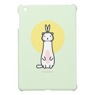 Gullig vessla i fodral för kortkort för iPad mini mobil skydd
