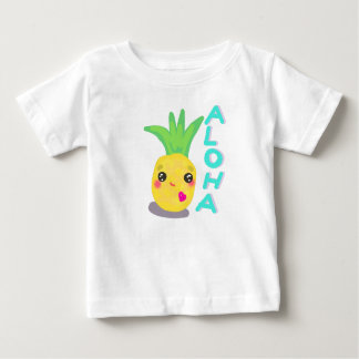 Gulliga ananasnågot att säga Aloha Tee Shirt