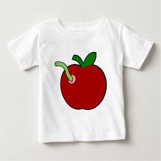 Gulliga Apple med masken T Shirt