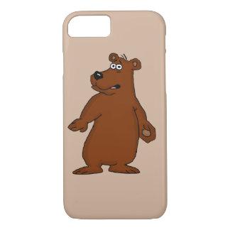 Gulliga bruna björndesigniphone case