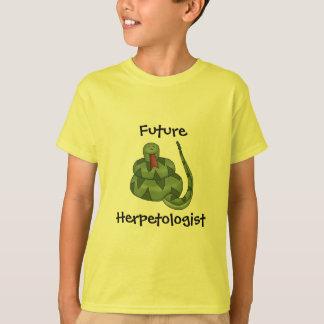 Gulliga framtida ungar för Herpetologistormälskare T-shirt