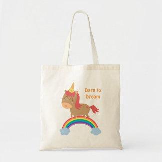 Gulliga hästdrömmar som är Unicornhumor Tote Bag