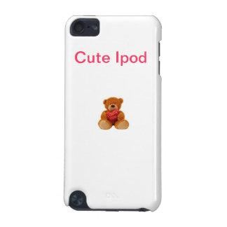 Gulliga IPod - gullig nalle iPod Touch 5G Fodral