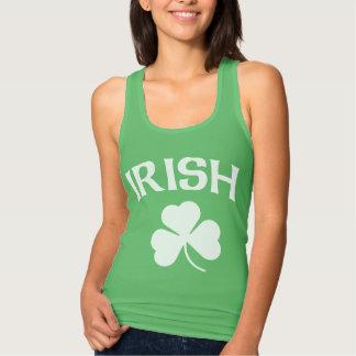 Gulliga irländska ShamrockSts Patrick dag T Shirt