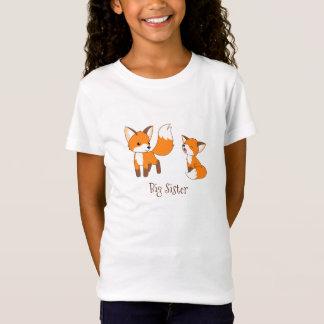 Gulliga lite rävar - storasyster tshirts