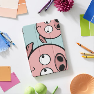 Gulliga nyfikna grisar iPad pro skydd