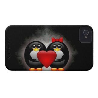 Gulliga pingvin Case-Mate iPhone 4 cases