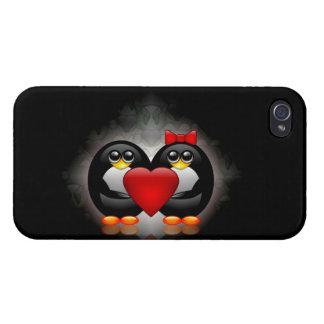 Gulliga pingvin iPhone 4 fodral