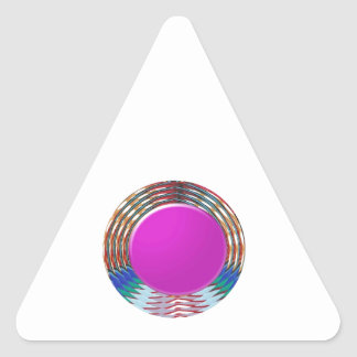 GULLIGA rosa DOT cirklar BINDI-gnistran: LOWPRICE