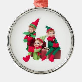 gulliga saker som ska dekoreras julgransprydnad metall