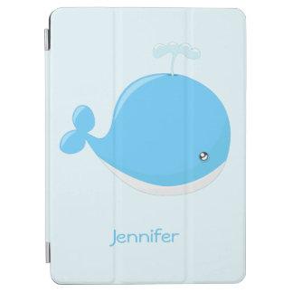 Gulliga ungar för tecknad för bebisvalkawaii iPad air skydd