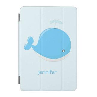 Gulliga ungar för tecknad för bebisvalkawaii iPad mini skydd