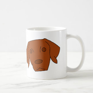 Gulliga Vizsla Kaffemugg