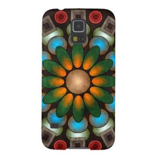 Gulligt blom- fodral för Nexus för Galaxy S5 Fodral