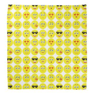 Gulligt Emoji mönster Scarf