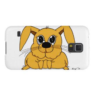 Gulligt fett fodral för Nexus för kaninSamsung Galaxy S5 Fodral