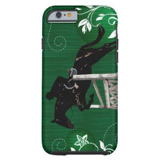 Gulligt fodral för hästjumperiPhone 6 Tough iPhone 6 Skal