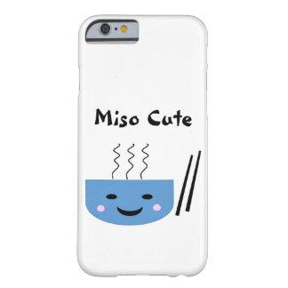 Gulligt Iphone 6 för Miso knappt där fodral Barely There iPhone 6 Fodral