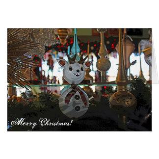 Gulligt julhälsningkort! hälsningskort