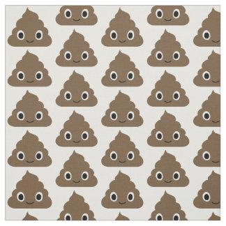 Gulligt Poopmönster - förtjusande högar av Doo Doo Tyg