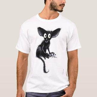 Gulligt roligt Aye-Aye T Shirt