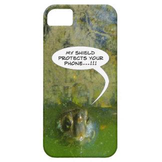 Gulligt sköldpaddatelefonfodral iPhone 5 cover
