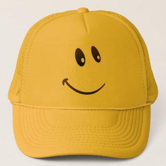 Gulligt som tittar dig Emoji Truckerkeps