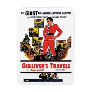 """Gullivers resor"" magnet"