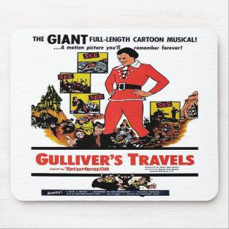 """Gullivers resor"" Mousepad Mus Mattor"