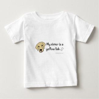 gulna labb-mer hund aveln tshirts
