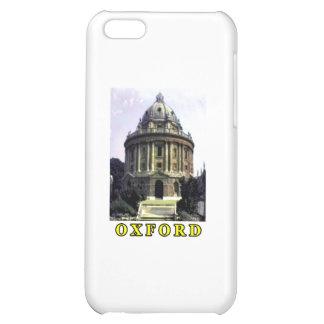 Gult 1986 för Oxford kort 198 MUSEET Zazzle iPhone 5C Mobil Fodral
