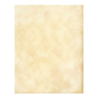 Gult gammalt papper för bakgrund reklamblad