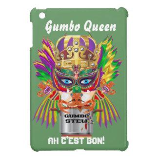 Gumbodrottningen Mardi Gras beskådar Hints behar iPad Mini Skydd