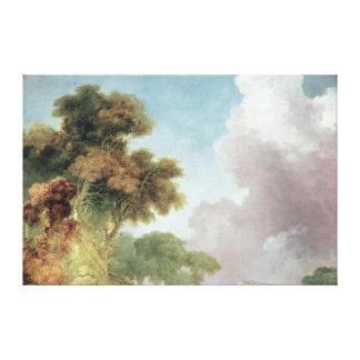 Gungan, c.1765 canvastryck