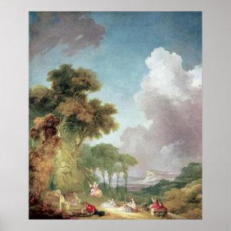 Gungan, c.1765 poster