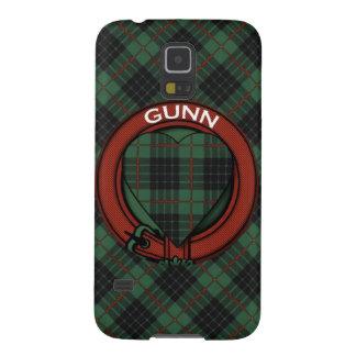 Gunn skottTartan Galaxy S5 Fodral