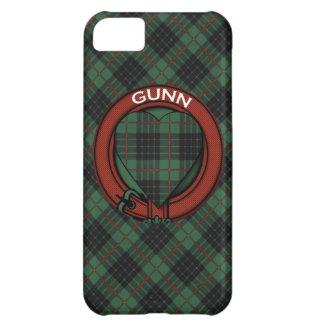 Gunn skottTartan iPhone 5C Fodral