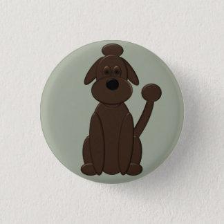 Gunnar - vem är en bra pojke mini knapp rund 3.2 cm
