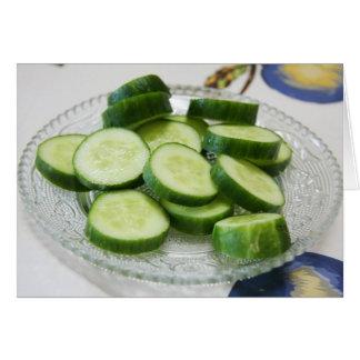 Gurkahälsningkort Hälsningskort