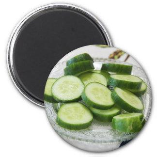 gurkamagnet kylskåpsnagnet