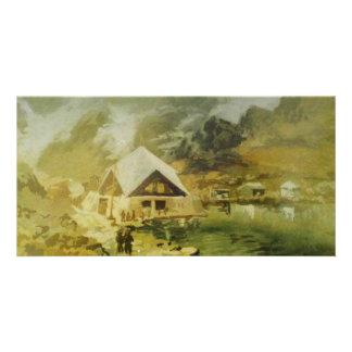 Gurudwara Hemkunt Sahib av Shekhar Joshi Fotokort
