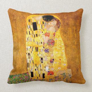 "Gustav Klimt ""kyssen "", Kudde"