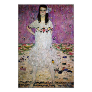 Gustav Klimt Mada Primavesi affisch