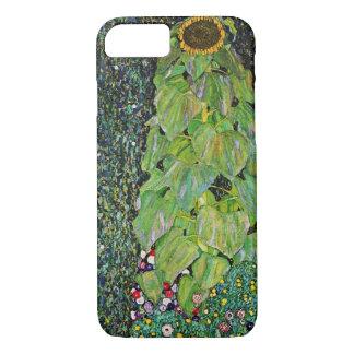 Gustav Klimt solros